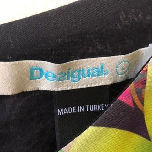 Desigual Tops - Desigual blouse with crystal details Sz.L